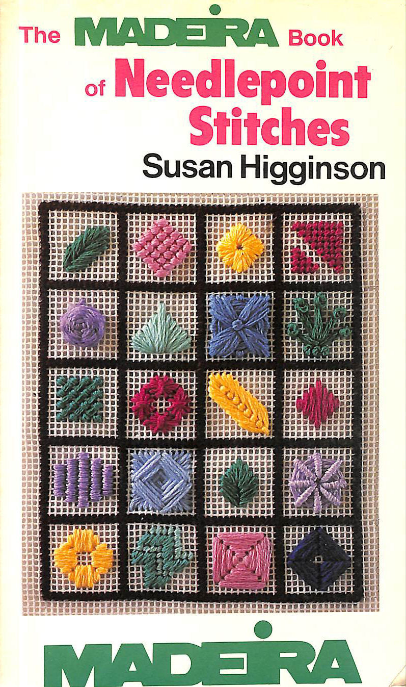 Image for The Book of Needlepoint Stitches (Hobby Craft)