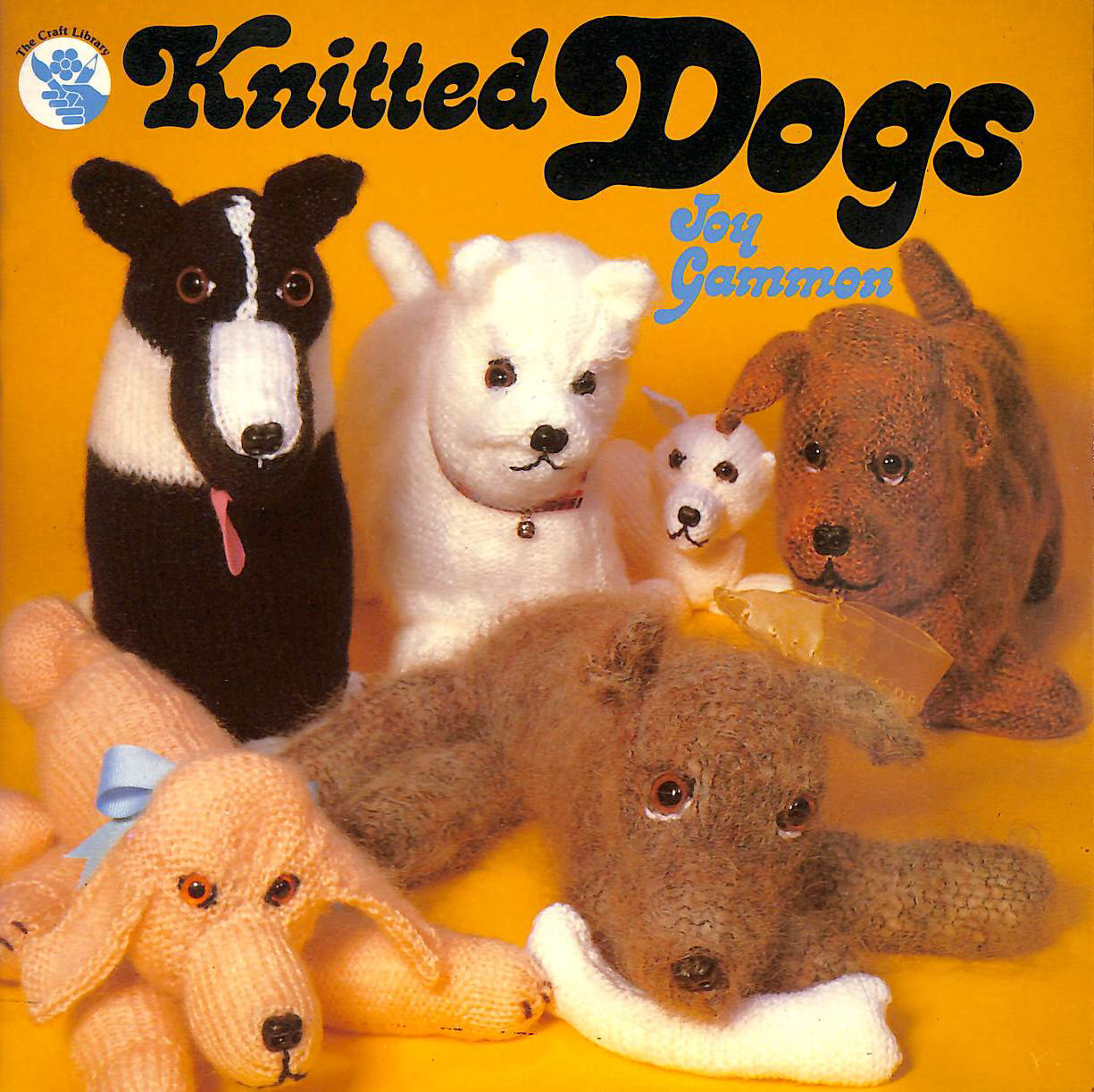 Image for Knitted Dogs