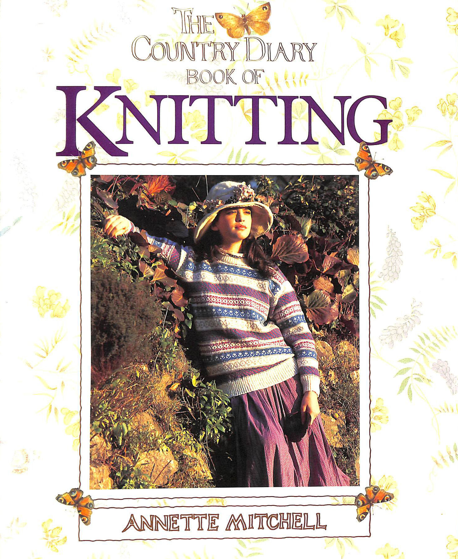 Image for The Country Diary Book of Knitting