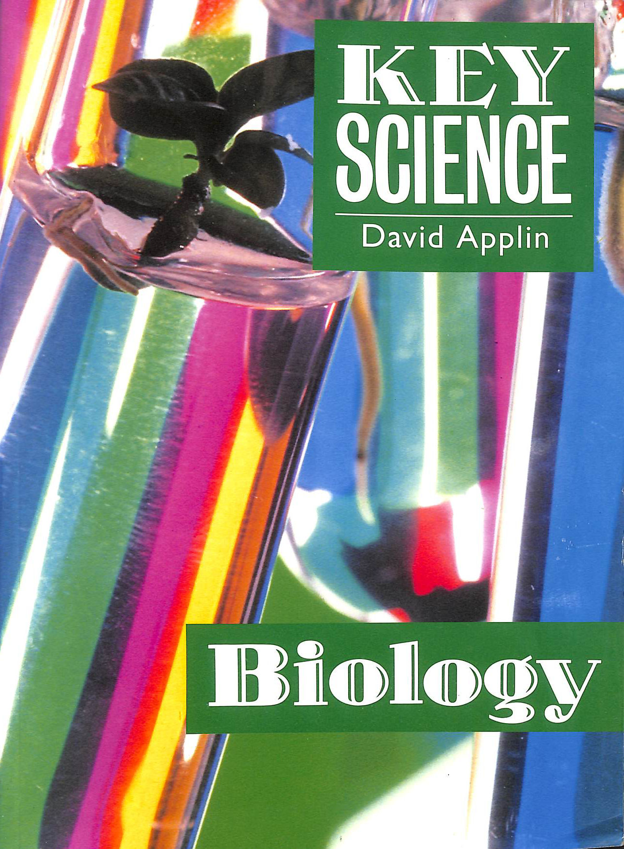 Image for Key Science Biology