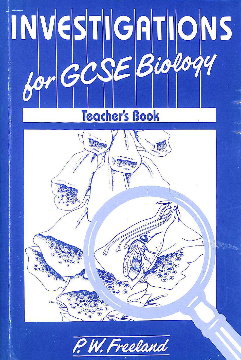 Image for Investigations for General Certificate of Secondary Education Biology