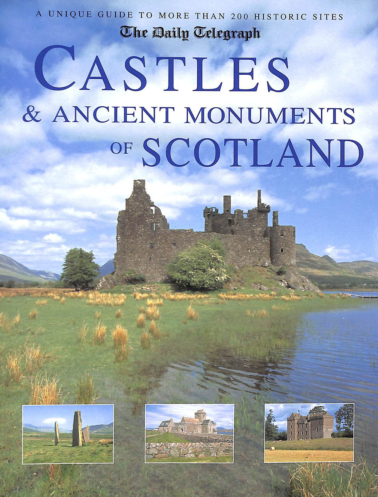 Image for Castles and Ancient Monuments of Scotland