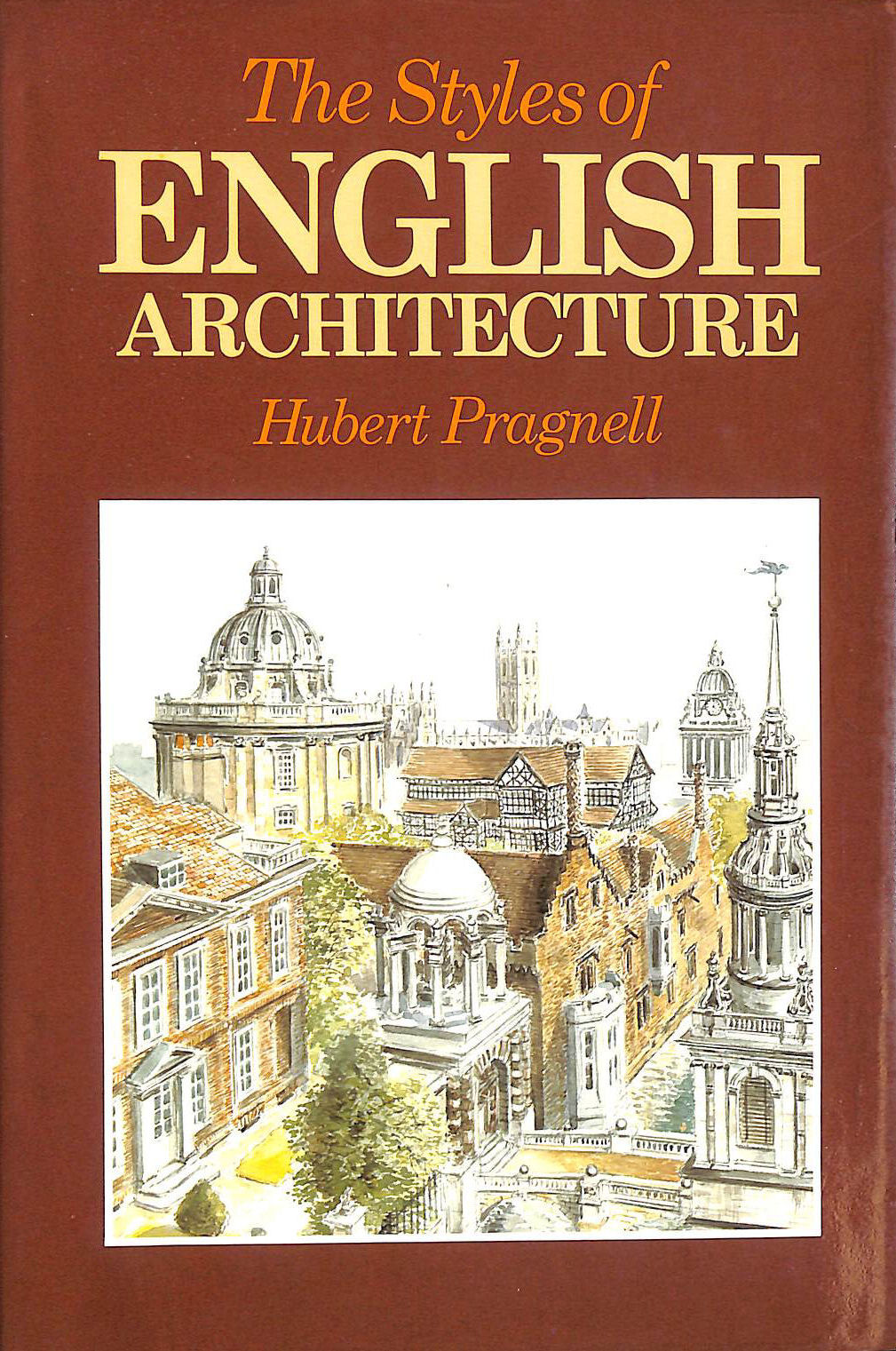 Image for The Styles of English Architecture