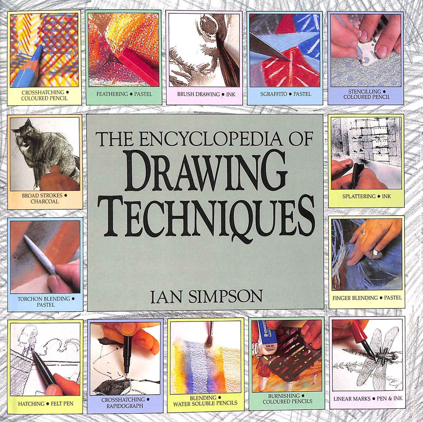 Image for Encyclopaedia of Drawing Techniques