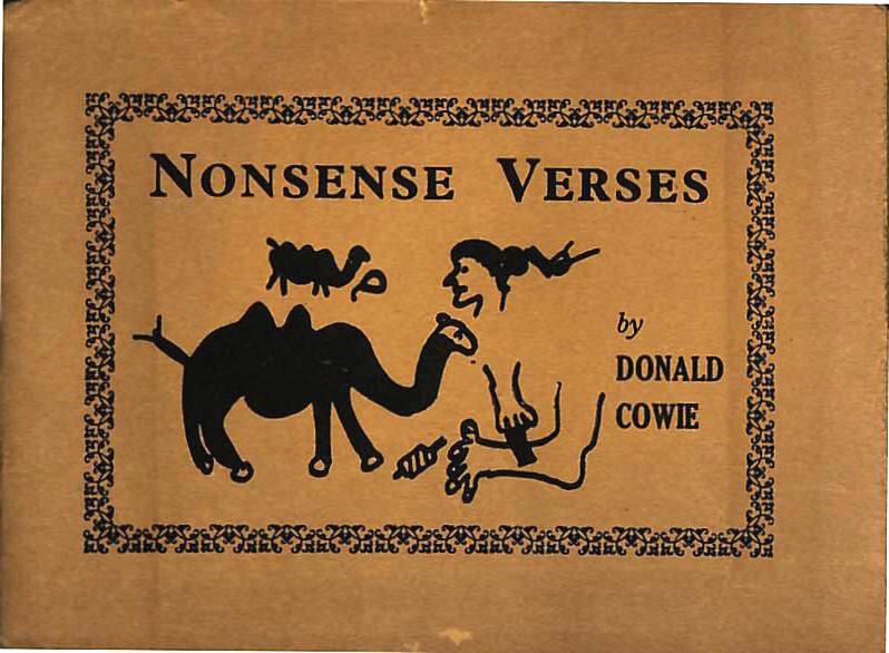 Image for Nonsense Verses