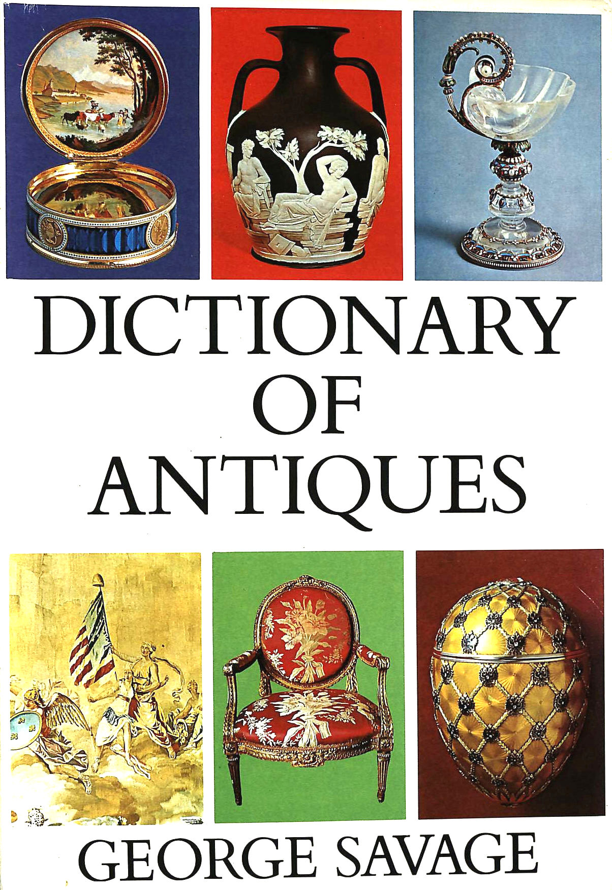 Image for Dictionary of Antiques