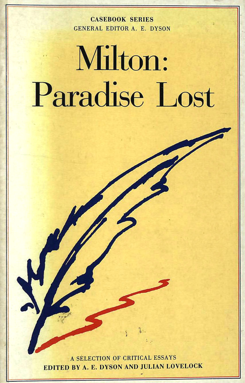 Image for Milton: Paradise Lost (Casebooks Series)