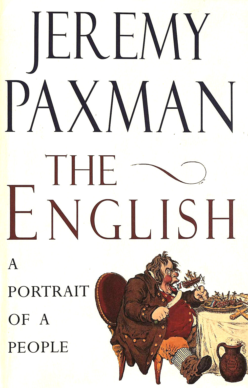 Image for The English: A Portrait of a People