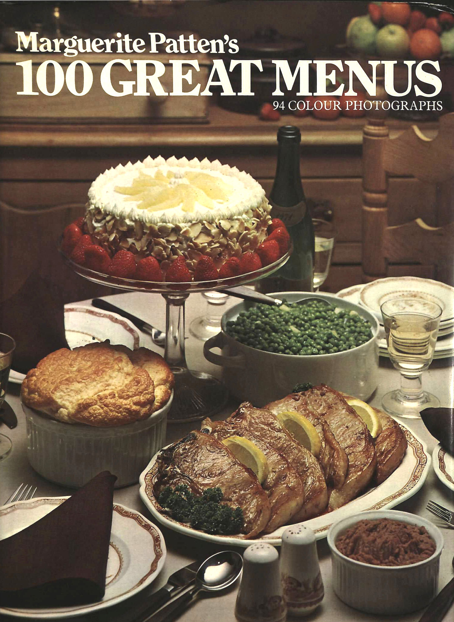 Image for Marguerite Patten's 100 Great Menus