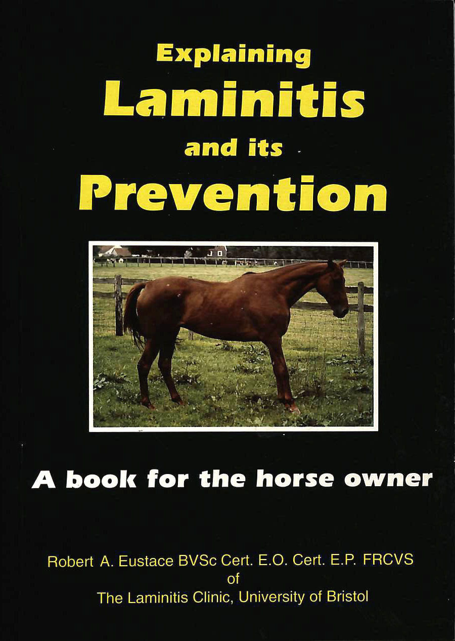 Image for Explaining Laminitis and Its Prevention (E.F.S. Equine S.)