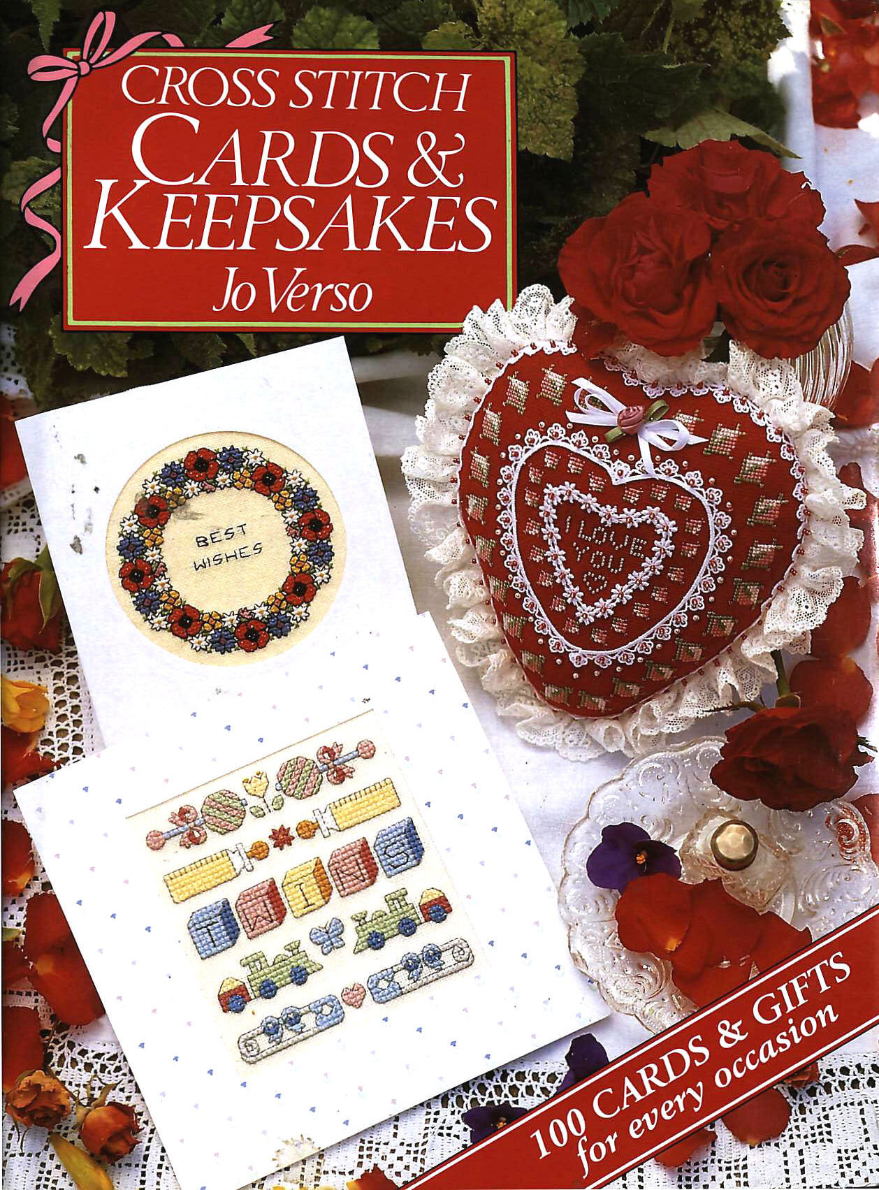 Image for Cross Stitch Cards and Keepsakes