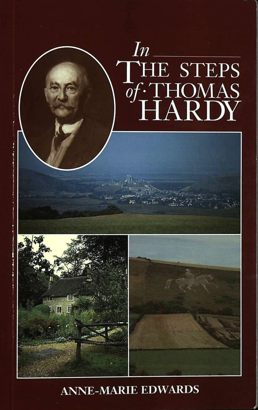 Image for In the Steps of Thomas Hardy (Literary walking guides)