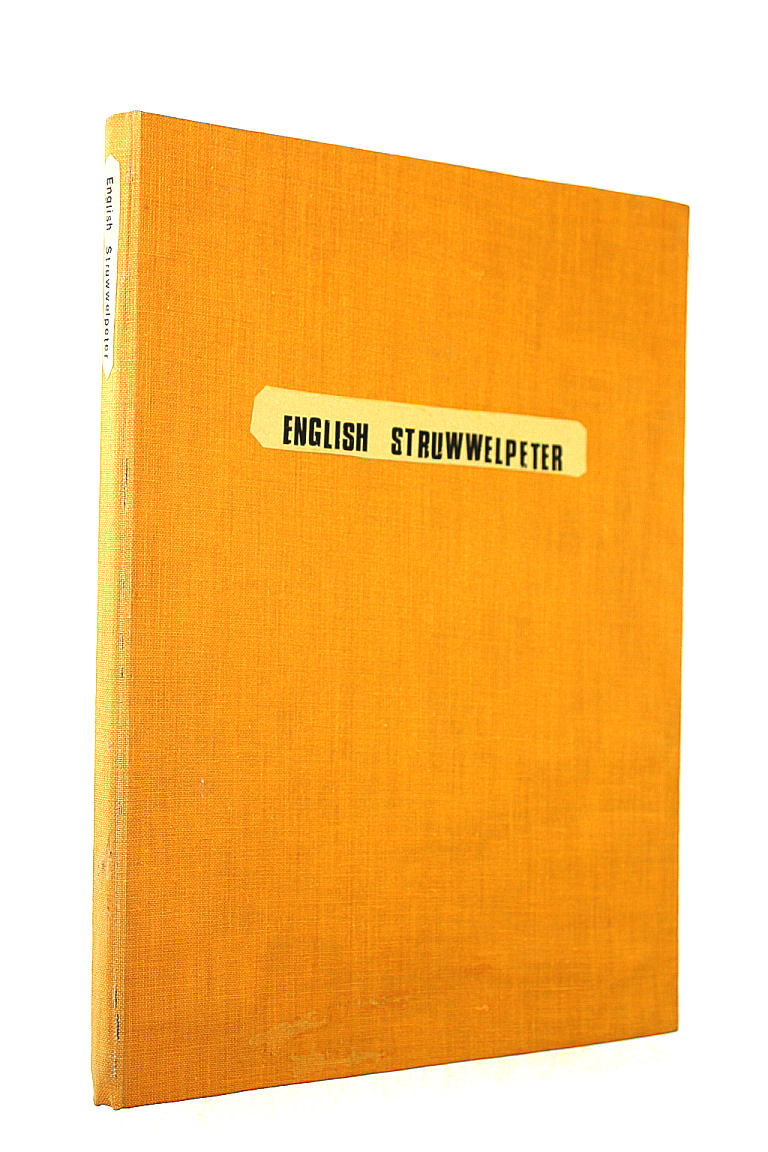 Image for The original English Struwwelpeter: Pretty stories and funny pictures for little children