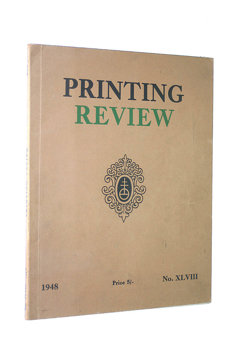 Image for Printing Review No. XLVIII, 1948