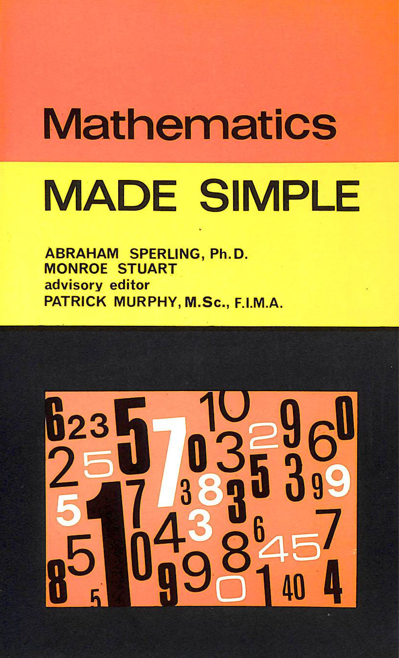 Image for Mathematics (Made Simple Books)