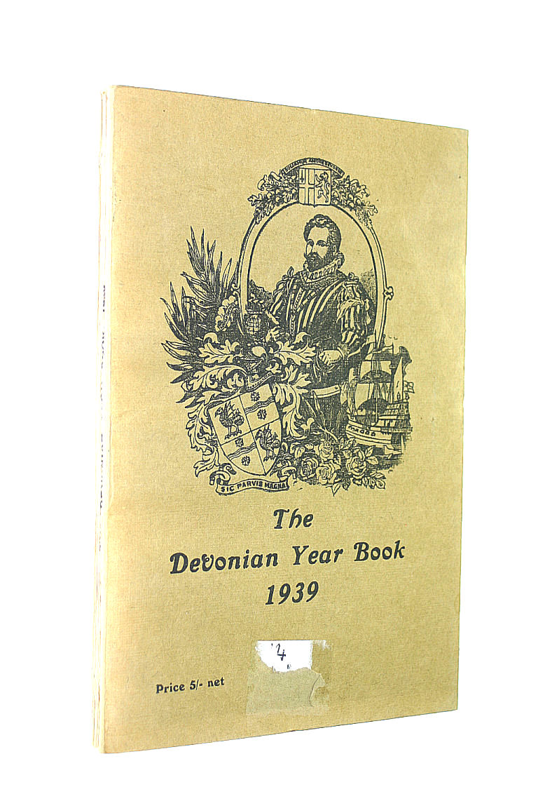 Image for The Devonian Year Book 1939