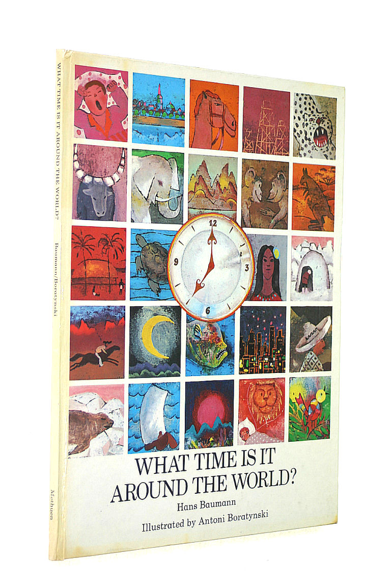 Image for What Time is it Around the World? (Picture Story Books)