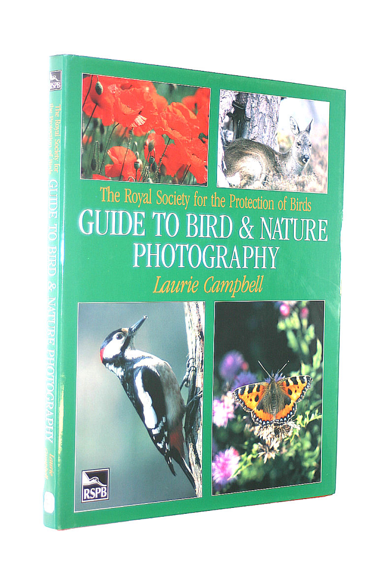 Image for Guide to Bird and Nature Photography