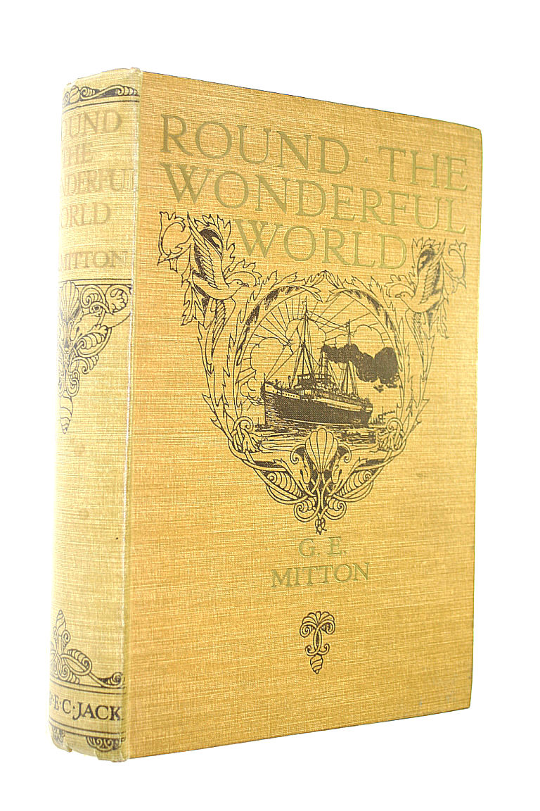 Image for Round the Wonderful World. With illustrations