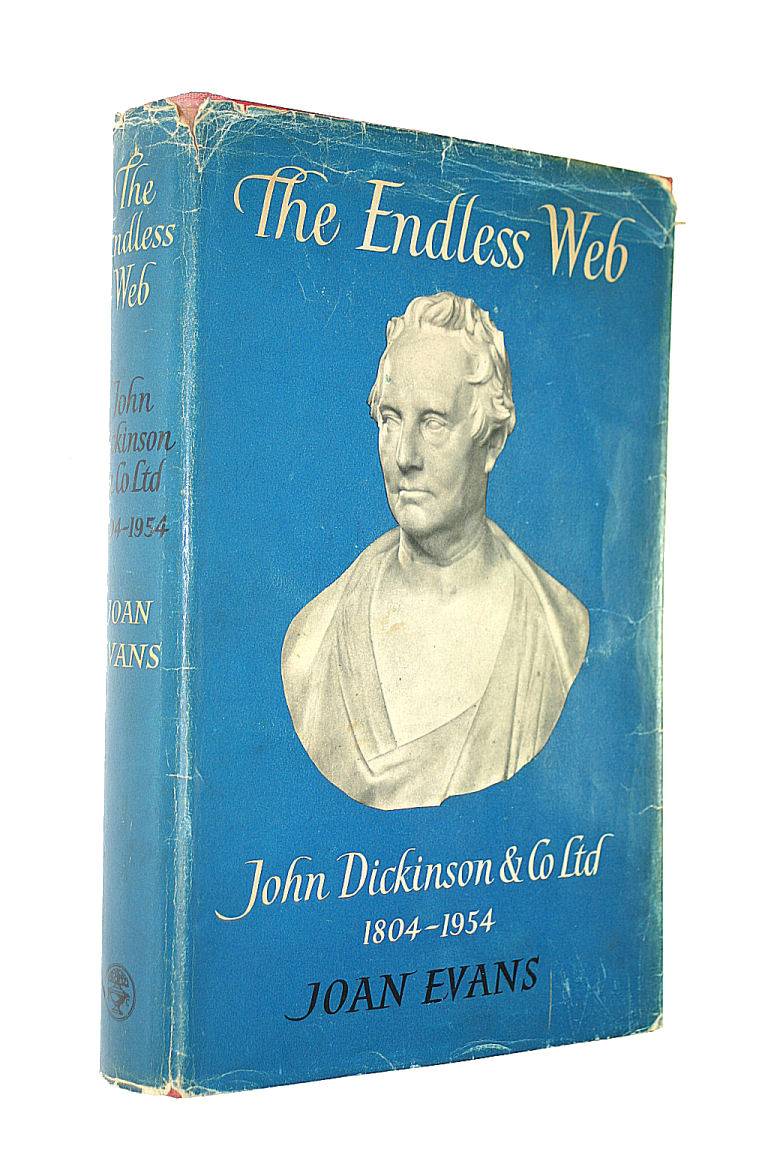 Image for The Endless Web: John Dickinson and Co Ltd 1804-1954