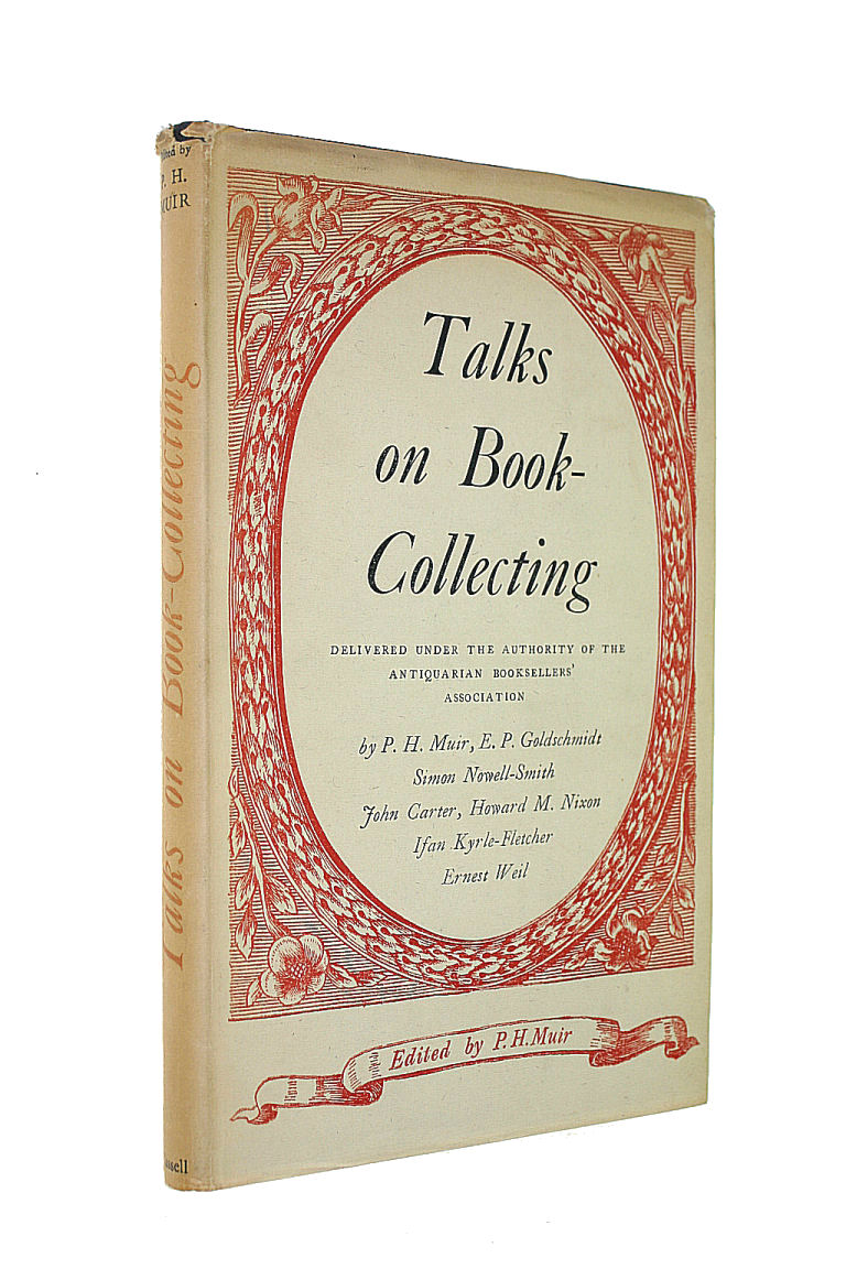 Image for Talks on Book-Collecting