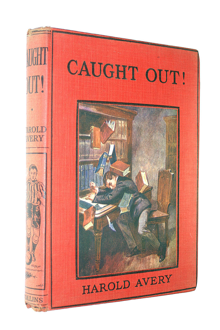 Image for Caught Out