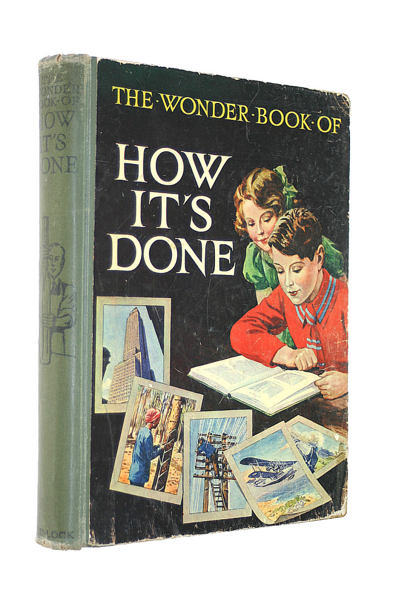 Image for The Wonder Book of How It's Done