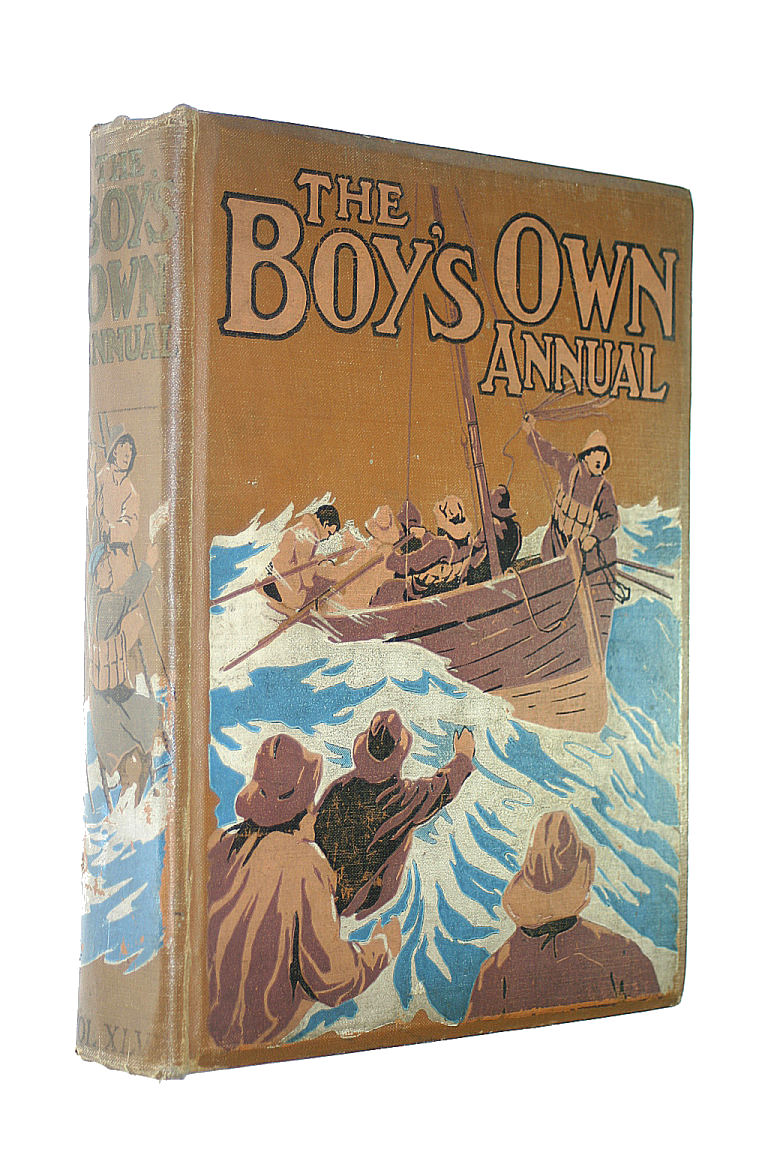 Image for The Boy's Own Annual : Volume 46 1923-1924