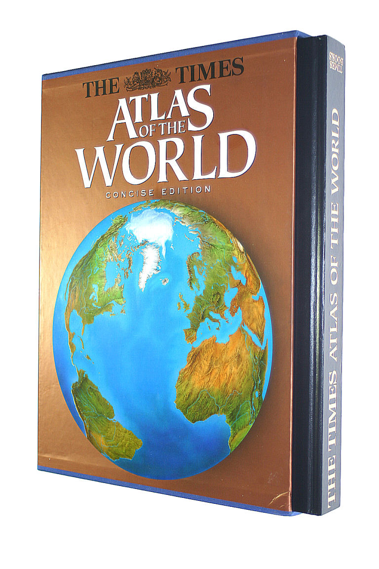 Image for The Times Atlas of the World