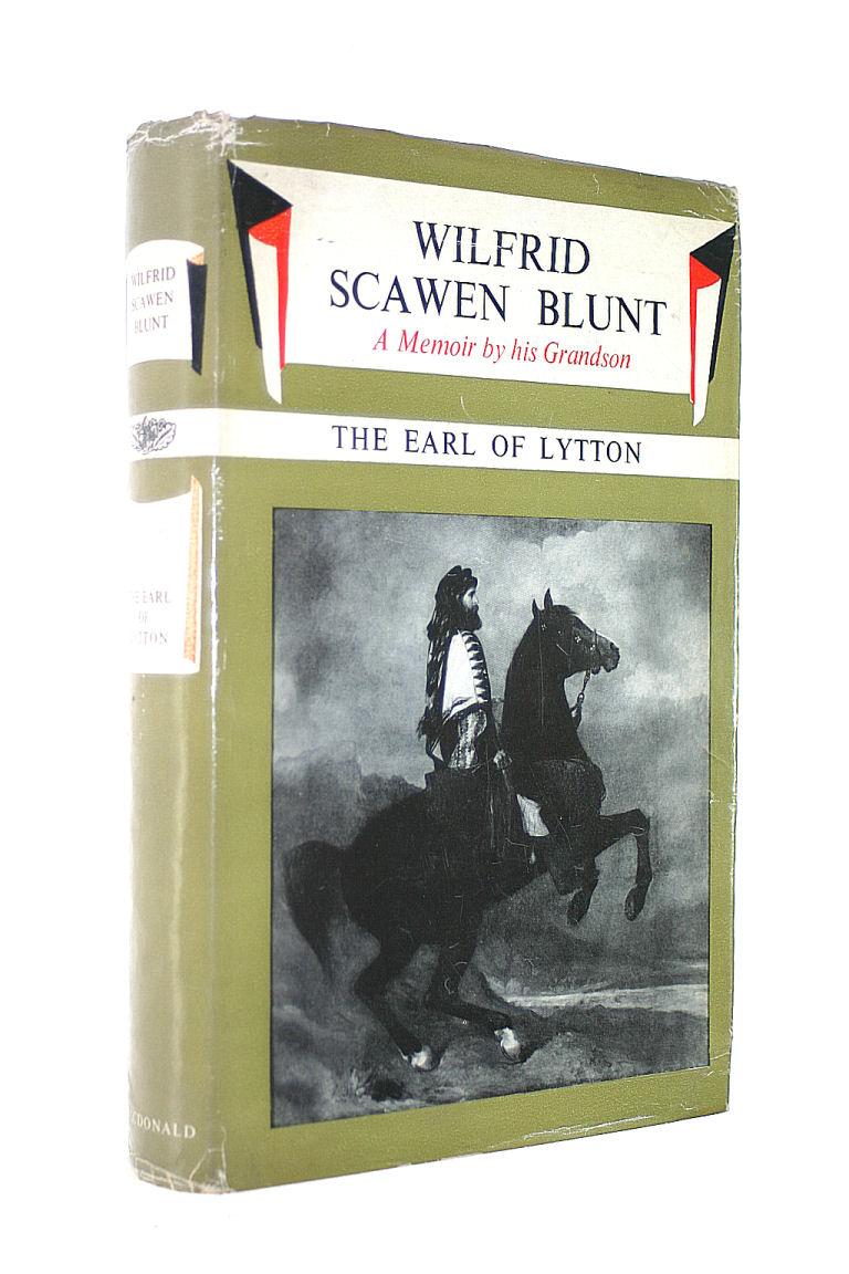 Image for Wilfred Scawen Blunt. A Memoir by his Grandson