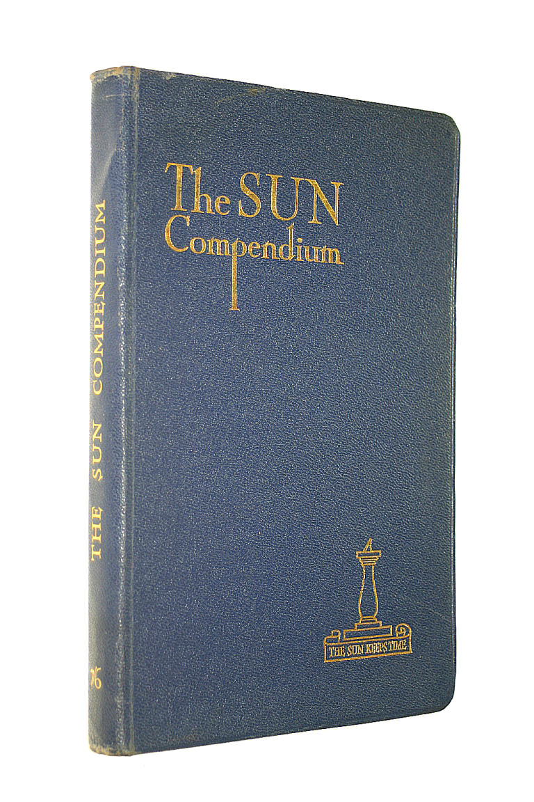 Image for The Sun Compendium For Users of Photo-Process Engraving.
