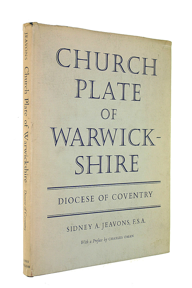 Image for Church Plate in Warwickshire