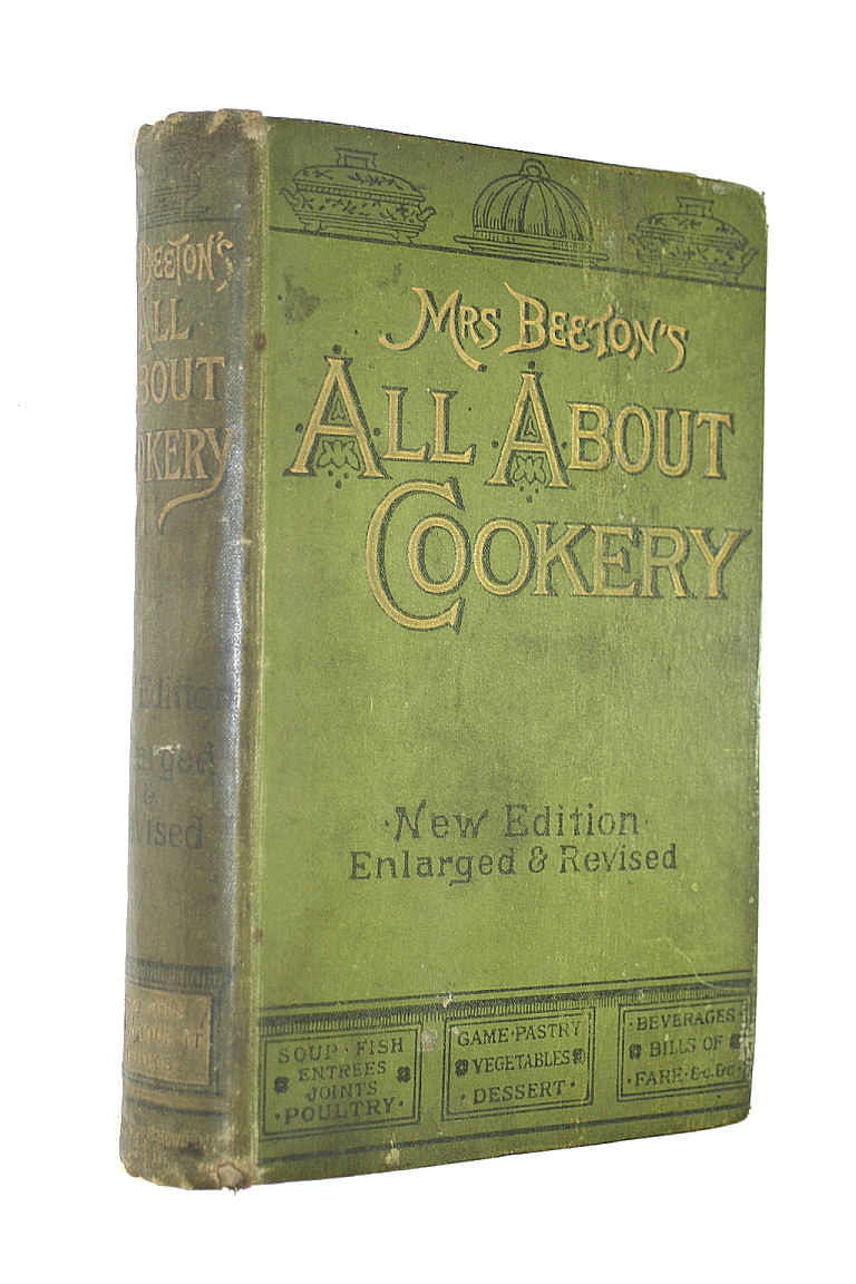 Image for Mrs Beeton's All About Cookery.