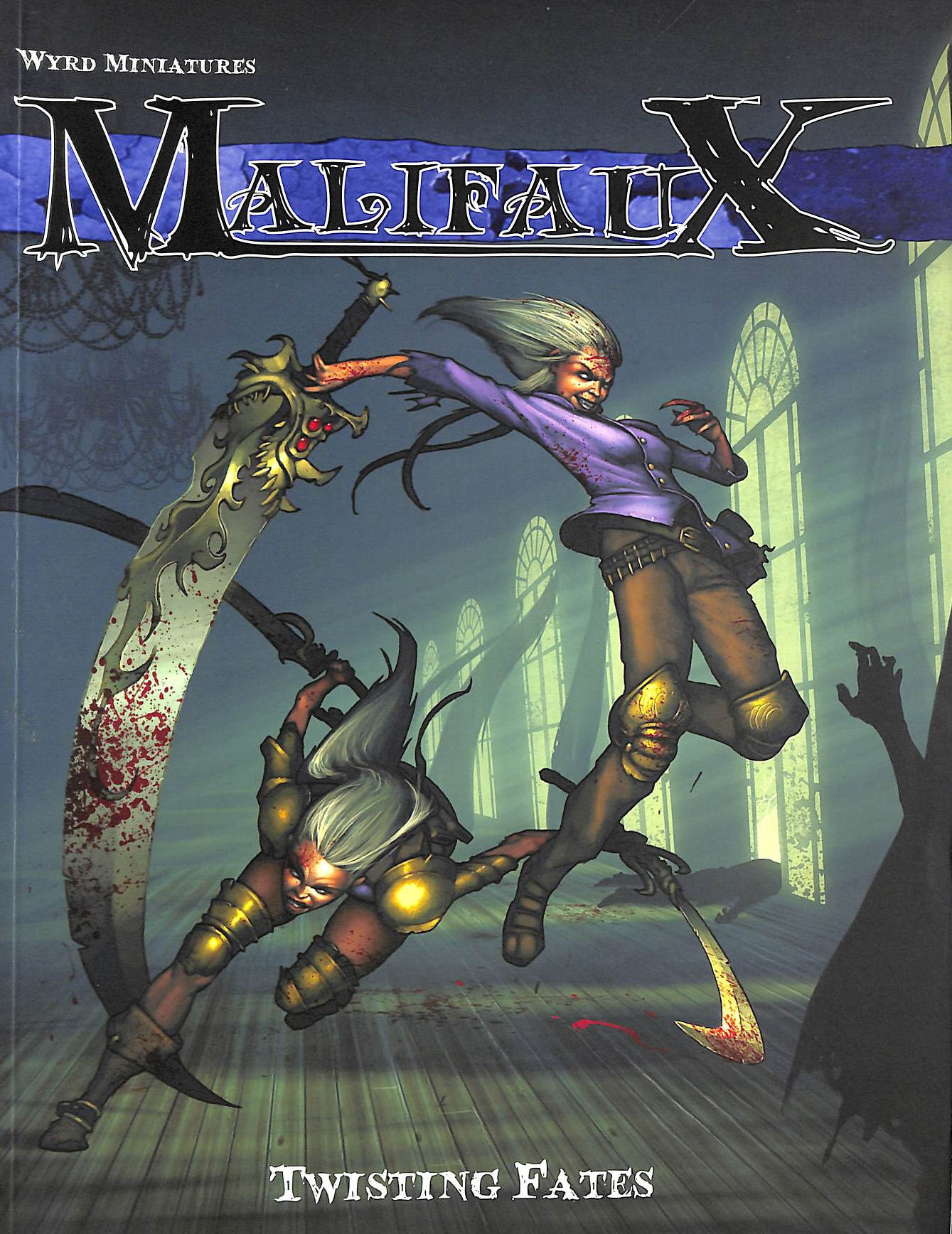 Image for Malifaux - Twisted Fates Expansion