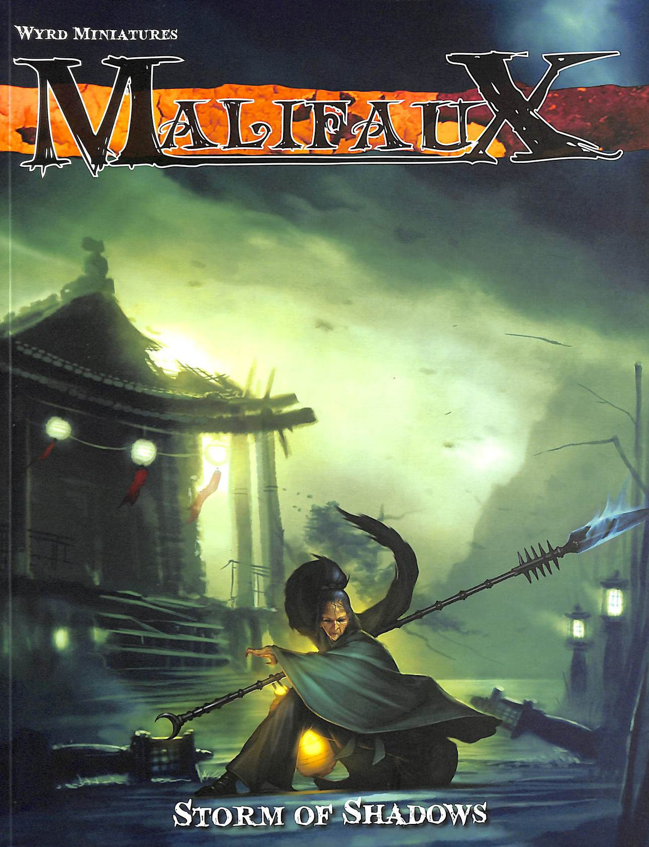 Image for Malifaux - Storm of Shadows