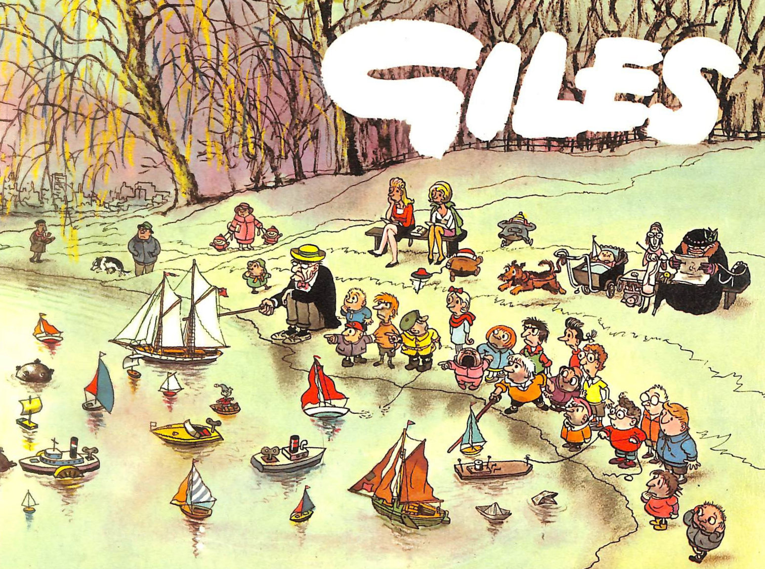 Image for Giles Annual Nineteenth Series
