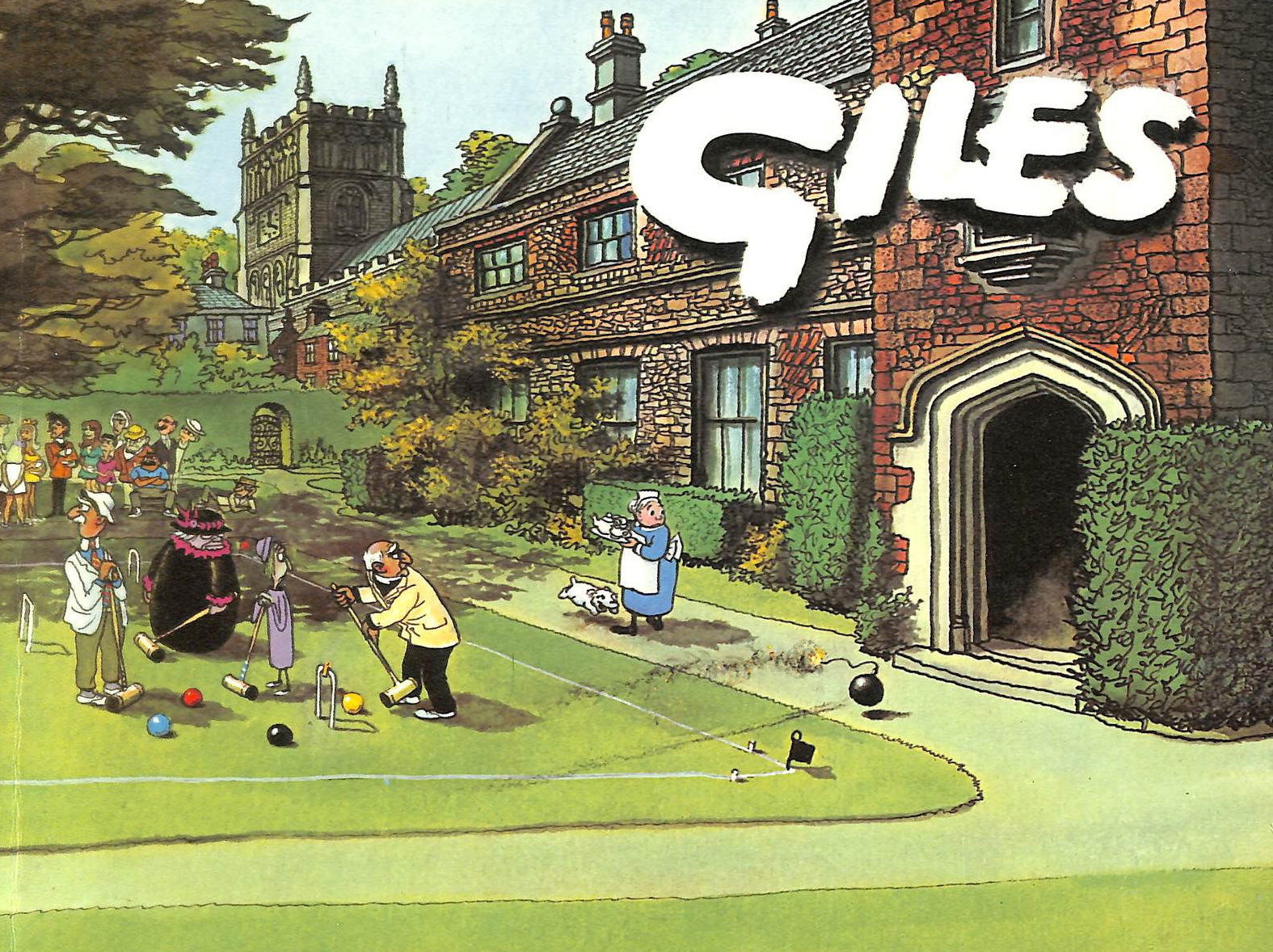 Image for Giles Twenty-First Series