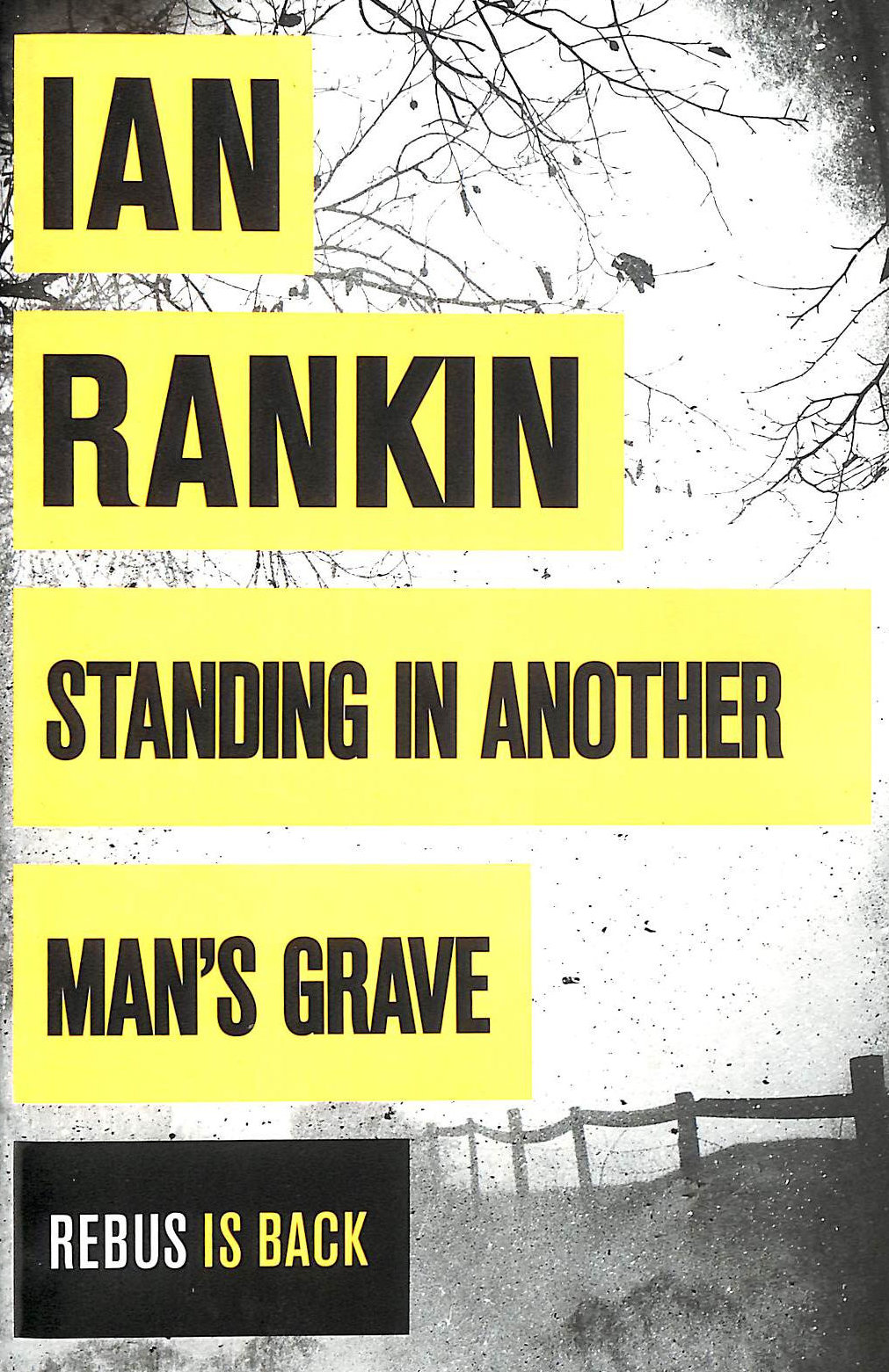 Image for Standing in Another Man's Grave (A Rebus Novel)
