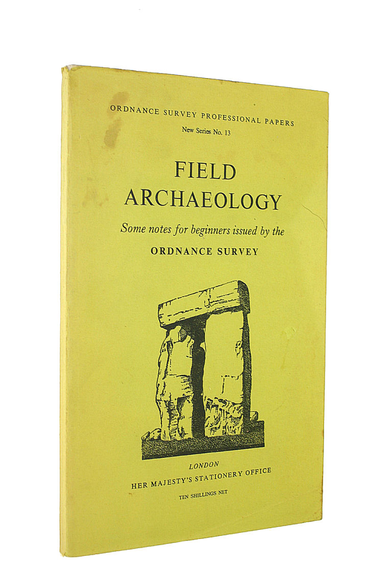 Image for Field Archaeology Some Notes for Beginners Issued By the Ordnance Survey