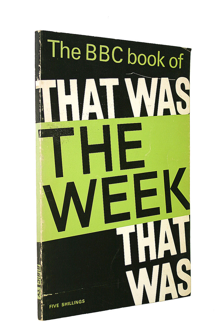 Image for The BBC Book of That Was The Week That Was