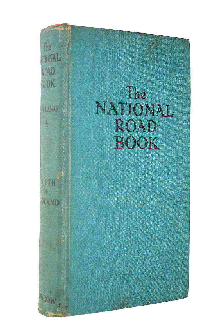 Image for The National Road Book, South of England