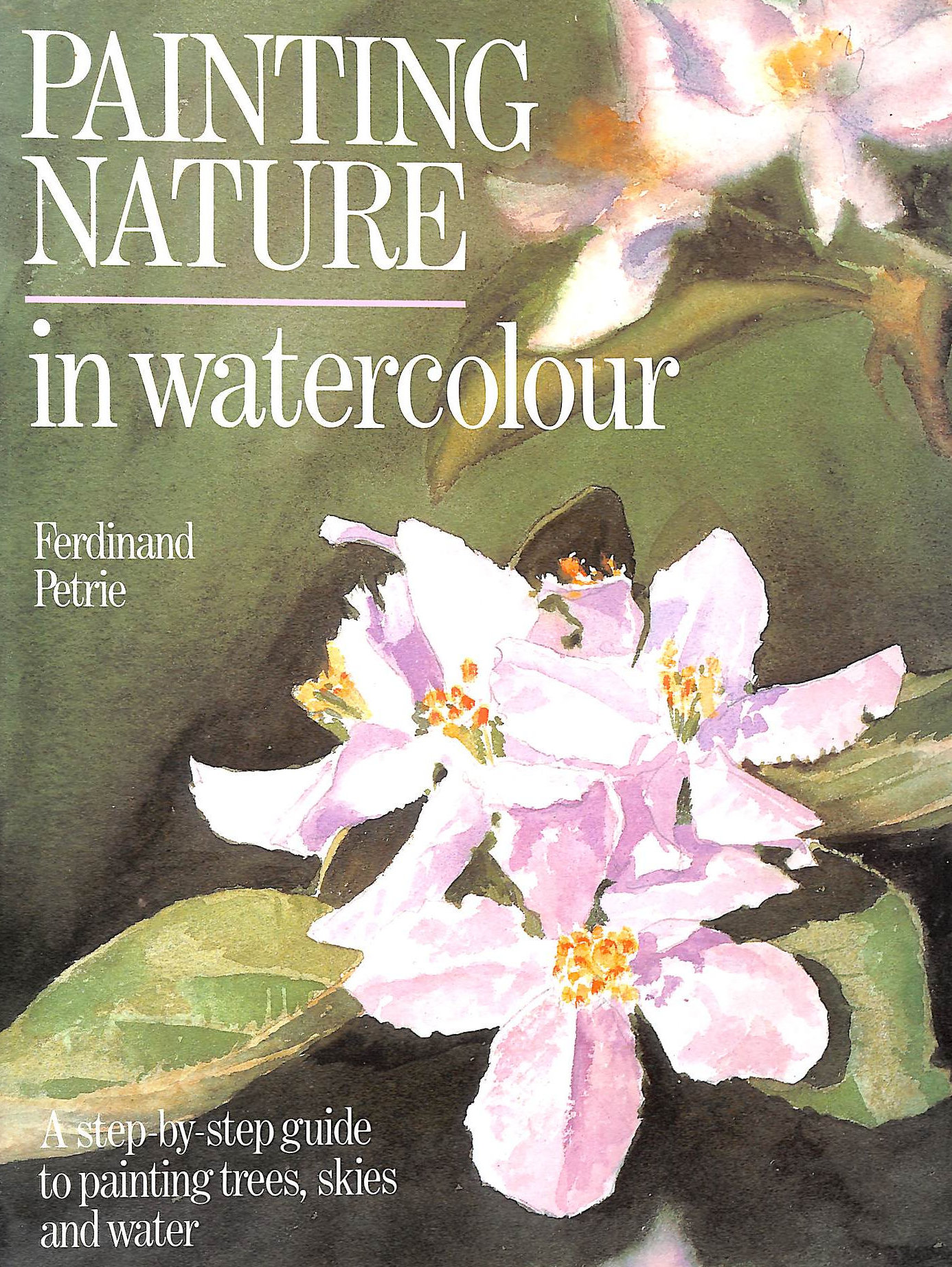 Image for Painting Nature in Watercolour