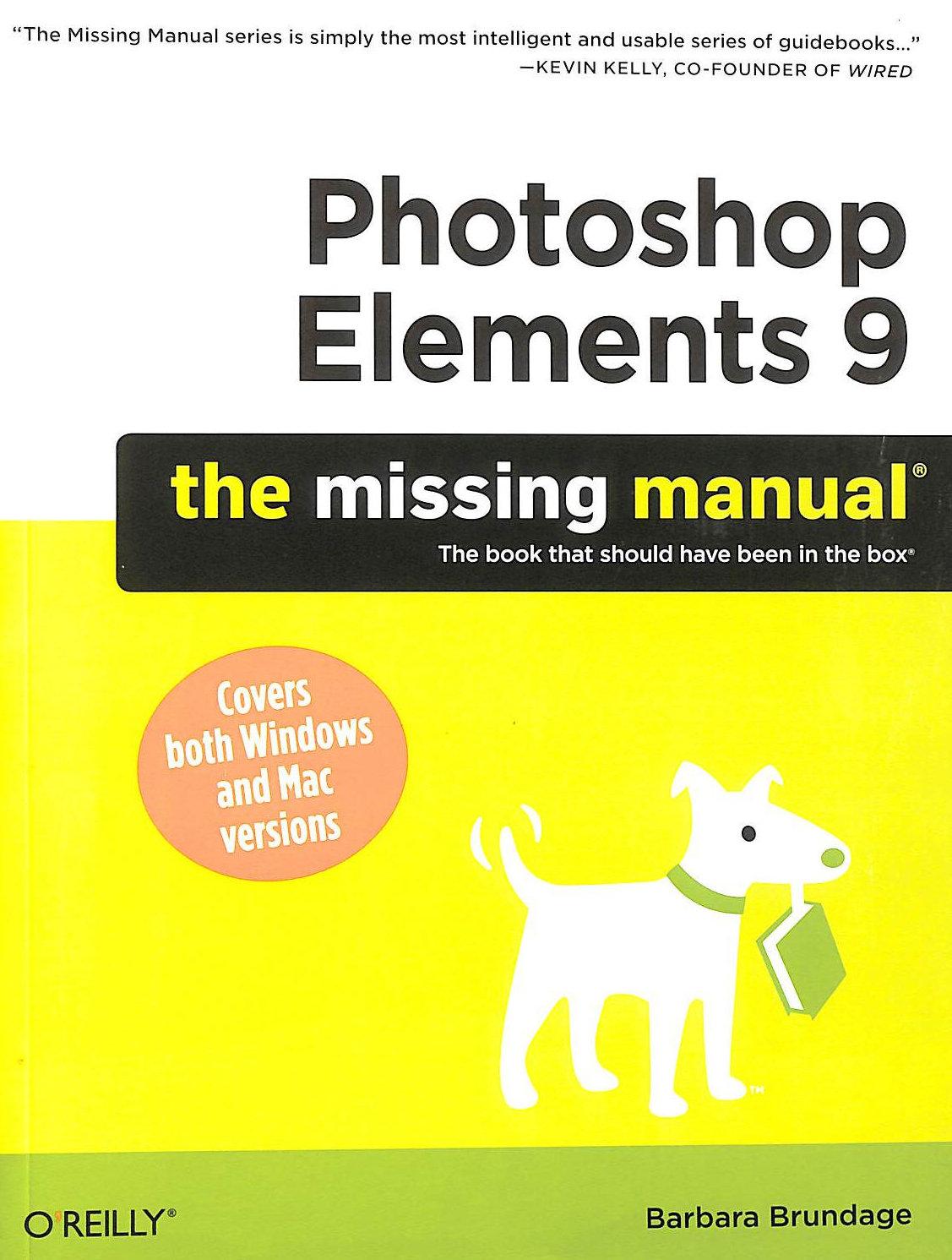 Image for Photoshop Elements 9: The Missing Manual