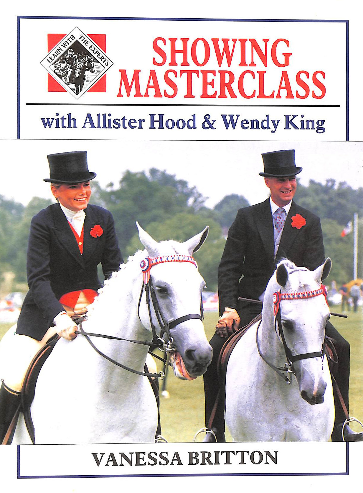 Image for Showing Masterclass: With Wendy King and Allister Hood (Learn with the experts)