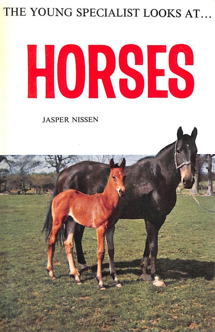 Image for The Young Specialist Looks At Horses