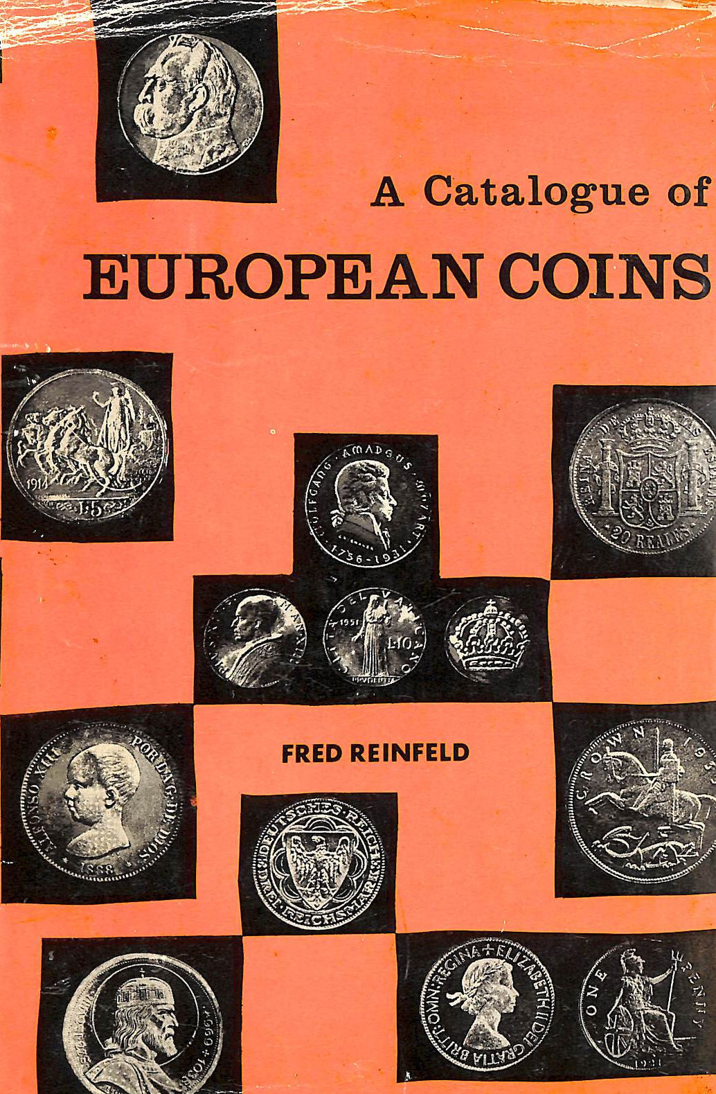 Image for A Catalogue of European Coins.