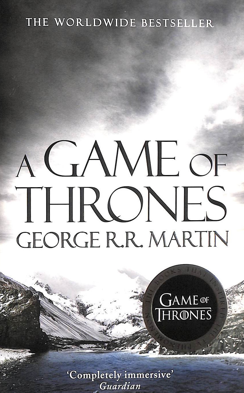 Image for A Game of Thrones (A Song of Ice and Fire, Book 1)