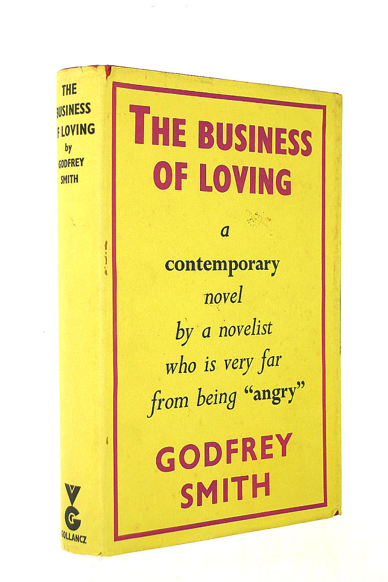 Image for The Business of Loving