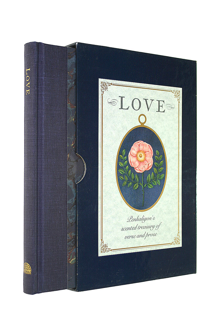 Image for Love (Penhaligon's Scented Treasury of Verse and Prose S.)