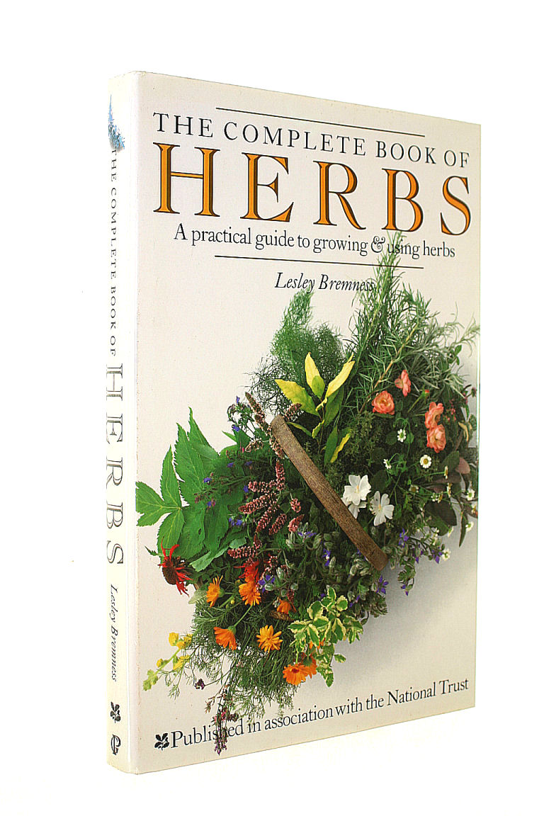 Image for Complete Book of Herbs Hb (The complete book)